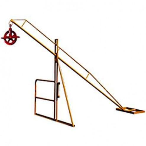 ASE Hand Hoist 300 lbs Swing-Winch Style