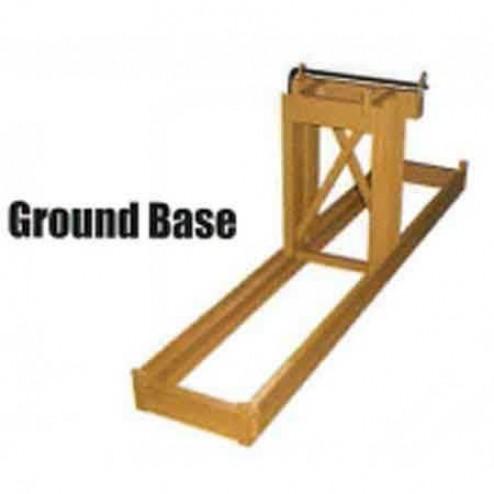 ASE Hydraulic Winch Ground Base