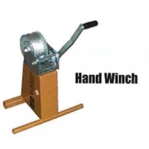 ASE HSH1 Complete Hand Winch