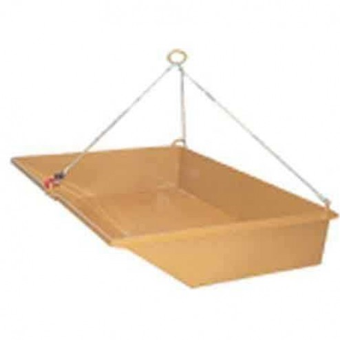 ASE Trash Tray with Cables