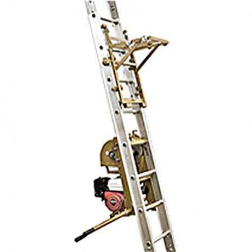 ASE 28Ft 5.5HP 400 Complete Ladder Hoist