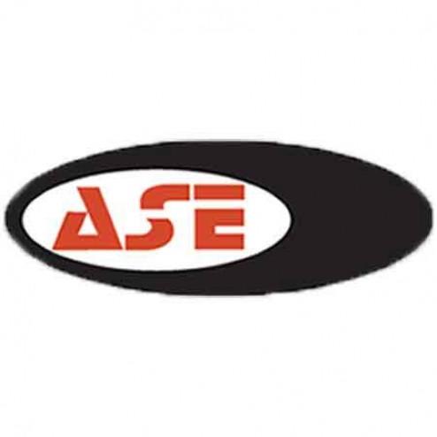 ASE 100Gal Kettle EMC Burner Stack