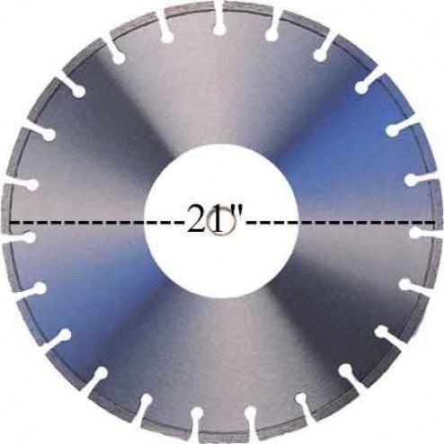 "RGC 21"" X 0.125"" FlatSaw Blade 5212211"