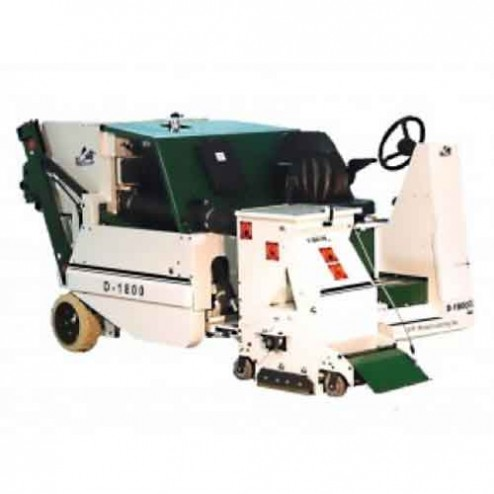 BW Manufacturing D-1800 Series Grinder System