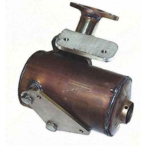 Bartell 21155 ULE Exhaust System - GX120 / GX160