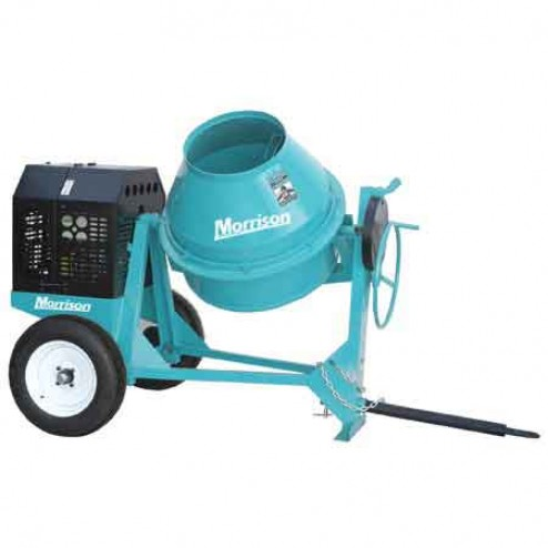 Bartell 7.5 Cu/Ft 5.5HP Gas Concrete Mixer MC75SH160