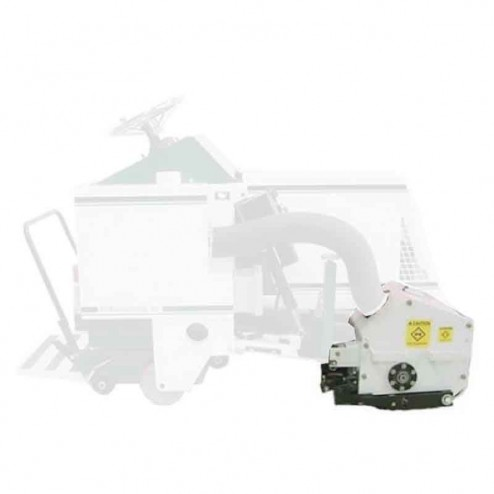 BW Manufacturing BH-12 Blast Head For SCB-1200