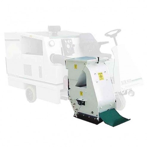 BW Manufacturing SC-16 Scarifier Head For SCB-1600