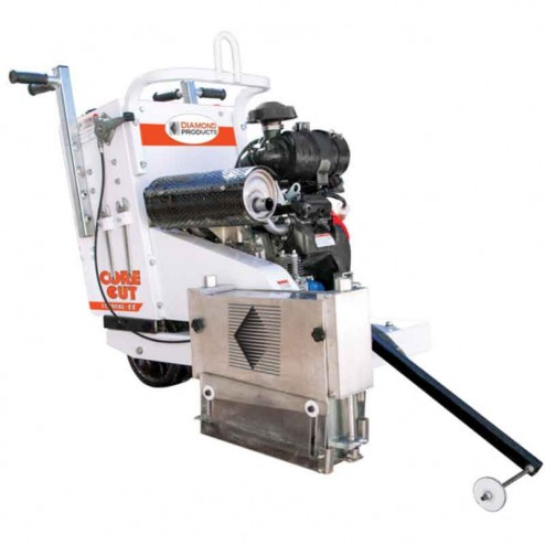 CC190HXL-EE 20.8HP Gas Honda Early Entry Saw Diamond Products