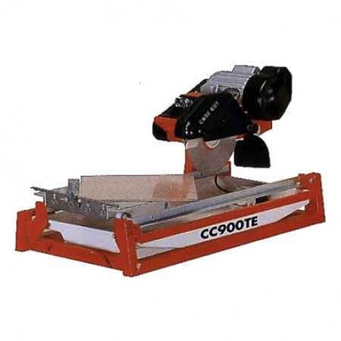 "CC900TE 1-1/2 hp 10"" Electric Economy Tile Saw Diamond Products"