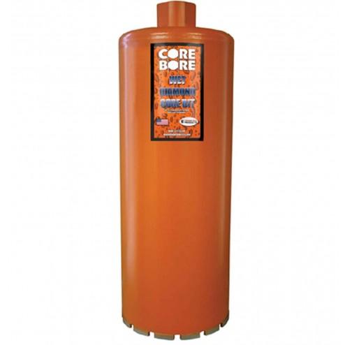 "Diamond Products Heavy Duty Orange Wet Core Bit 24""-04968"