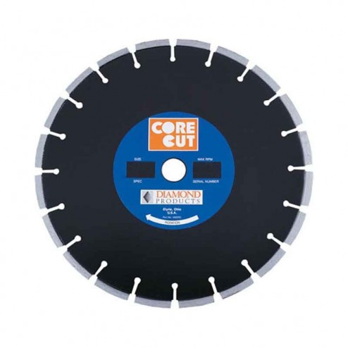 "Diamond Products Premium Black P 16"" Wet Blade-08333"