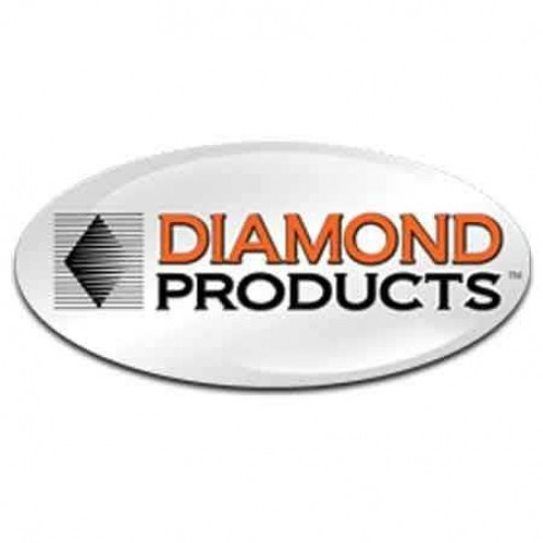 "Diamond Floor Grinder Head (Hard Mat.) 8"" Diamond Products"