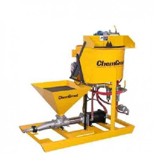 ChemGrout CG-550-030/A Rugged High Pressure Grouter w/Mixer