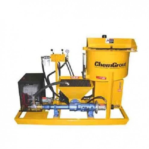 ChemGrout CG-550-2L4/GHES Gasoline Hydraulic Thin Mix Grouter