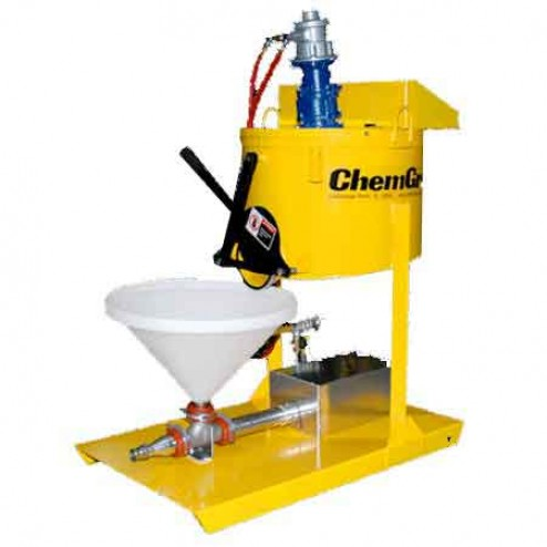 ChemGrout CG-550P Air Powered Grout Pump And Mixer
