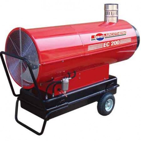 Cantherm EC200 Indirect-Fired Portable Heater
