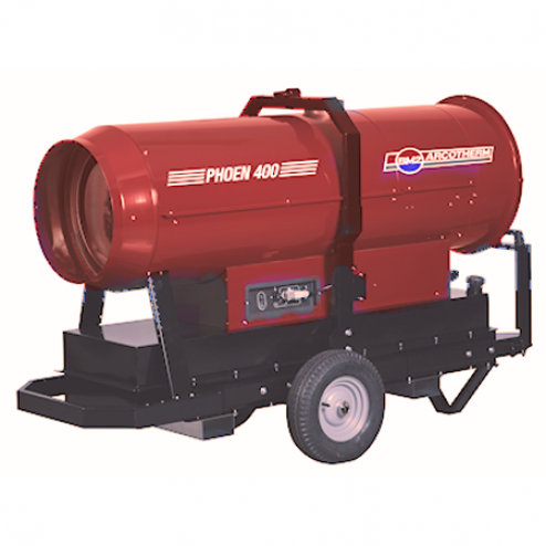 Cantherm Phoen 400 Indirect-Fired Portable Heater