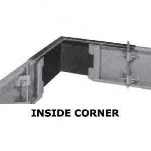 """5"""" Steel Inside Corner Form"""