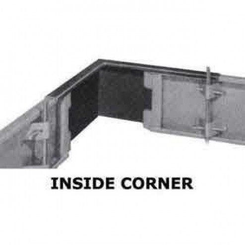 "10"" Steel Inside Corner Form"