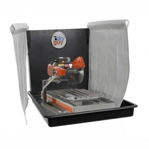 The Dry Guy Wet Tile Saw Containment System DGT100