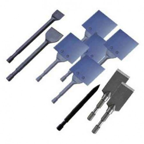 EDCO 27060 Big Stick Chisel Scaler Accessory Package