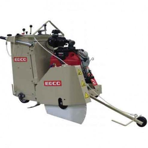 EDCO SS-26-38 38HP Kohler Gas Self Propelled Walk Behind Concrete Saw
