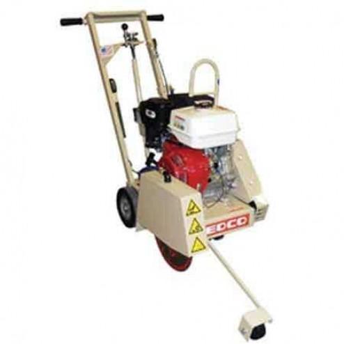 "EDCO SK14 9HP Honda 14"" Push Concrete Saw 45400D"