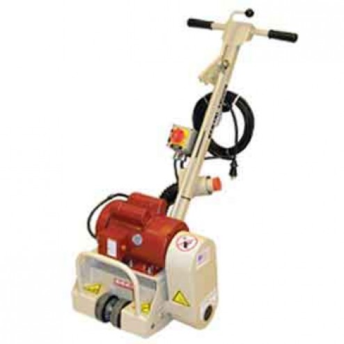 "8"" Electric 120V CPL-8 Concrete Scarifier by EDCO"