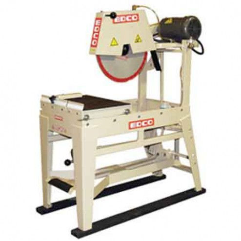 "EDCO MS-20-5 20"" Electric Block Saw 5HP-1P 21200"