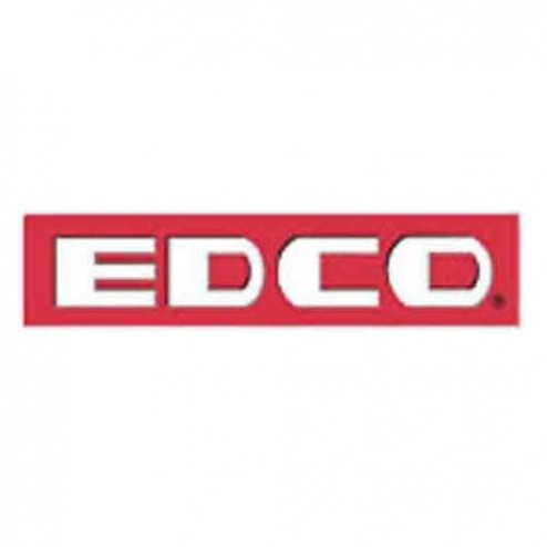 EDCO Red Tool Box w/ Hammer & Punch-12005