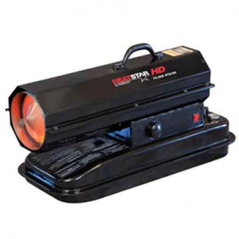Enerco HeatStar HS75KT Forced Air Kerosene Heater 75,000 BTU