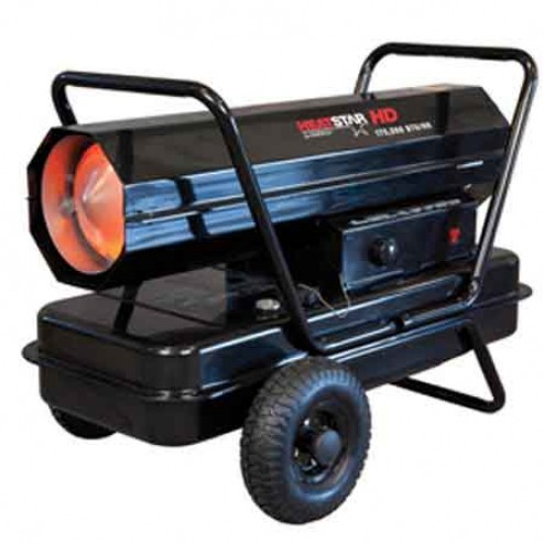 Enerco HeatStar HS175KT Forced Air Kerosene Heater 175,000 BTU