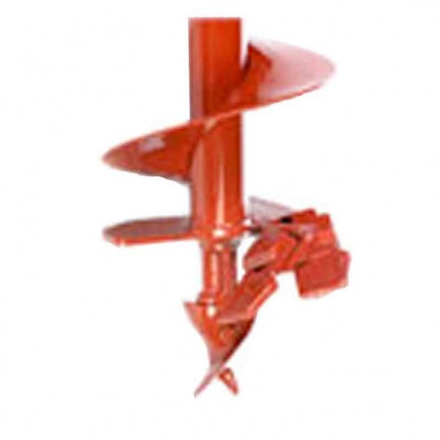 """7.5"""" Diameter Auger for M240H One Man Hole Digger by General Equipment"""