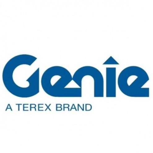"""Genie Optional 10"""" pneumatic rear wheels & 2 1/2"""" front swivel casters"""