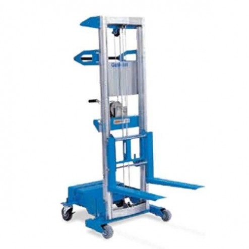Genie GL-4 Counterweight Base 5ft Material Lift
