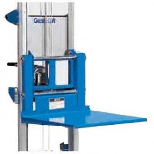 Genie Optional Load Platform for GL Model Lifts