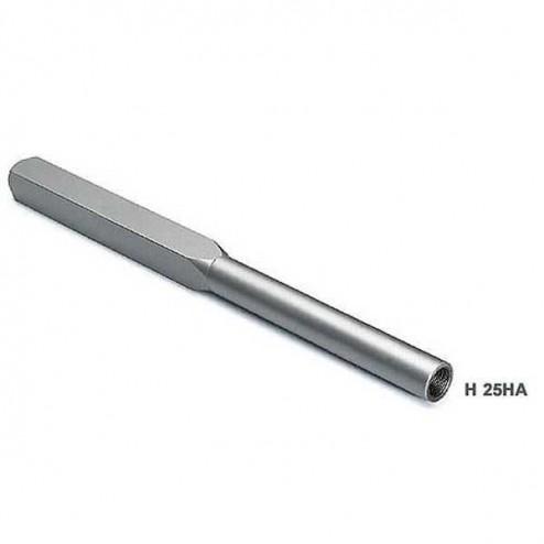 Wacker 1in Steel Vibrator Head H25HA