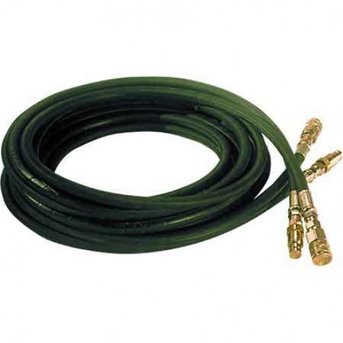"RGC 1/2"" x 25' Pair Extension Hoses w/ Flush-Face Fittings and Return line"