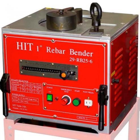 """HIT Tools 1"""" Electric Rebar Bender 29-RB25-6"""