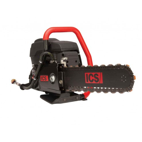 ICS 695XL-16 PG Gas Saw w/16 in FORCE4 Guidebar & PowerGrit Chain