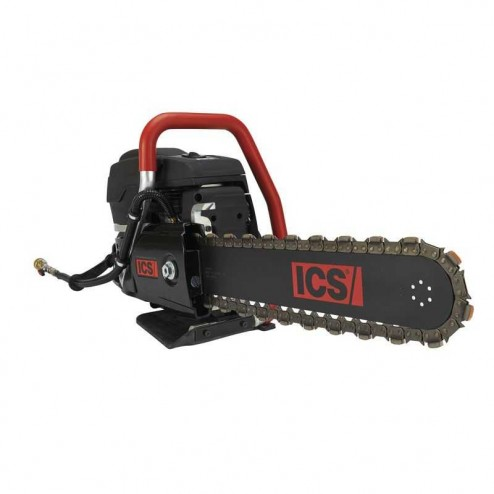 ICS 695XL-12 GC Concrete Gas Saw w/ 12 in Guidebar & TwinMAX Chain