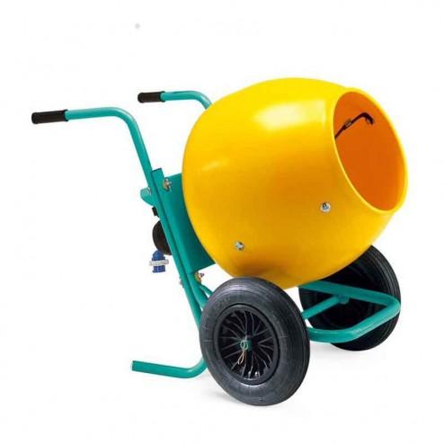 IMER Wheelman II Series Concrete Mixer