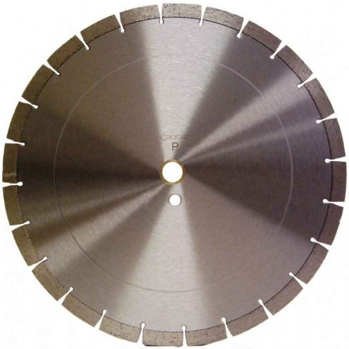 "IMER General Purpose Series 10"" Wet and Dry Cut Diamond Blade B000070"