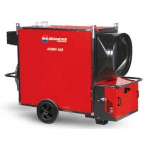 Cantherm Jumbo 600 Gas Indirect Fired Forced Air Heater