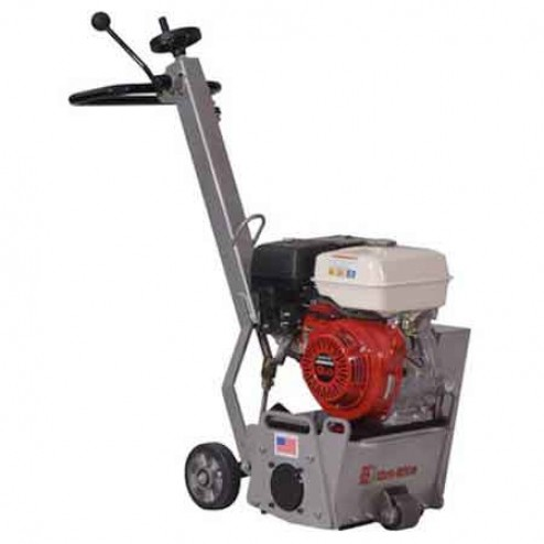 "10"" KR10 Gas 9HP Concrete Scarifier by KRMC"