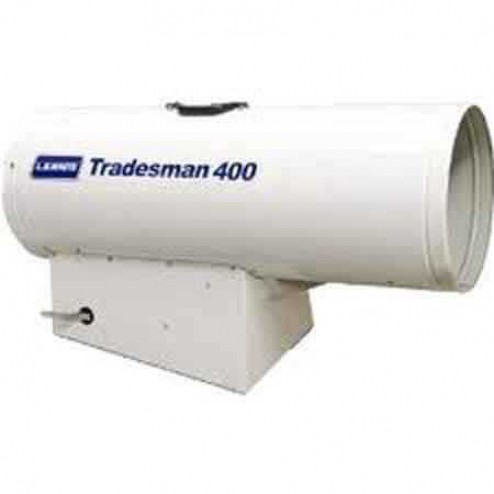 LB White Tradesman 400 Ultra Propane Forced Air Heater 250,000-400,000 BTU