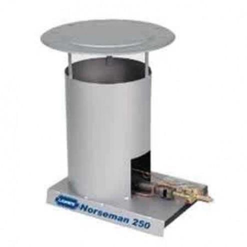LB White Norseman Convection Heater 250
