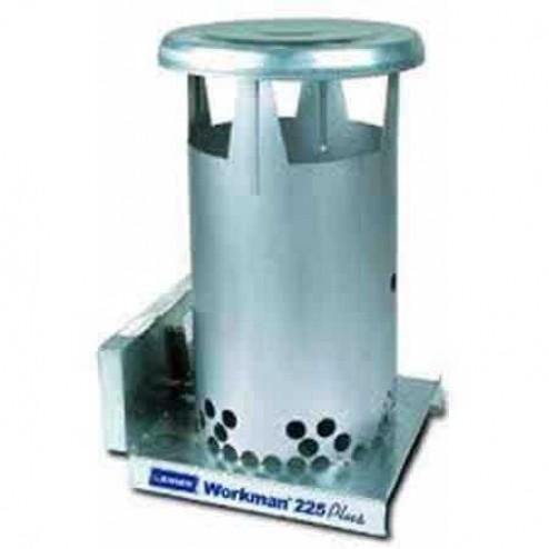 LB White Workman Convection Heater 225 Plus