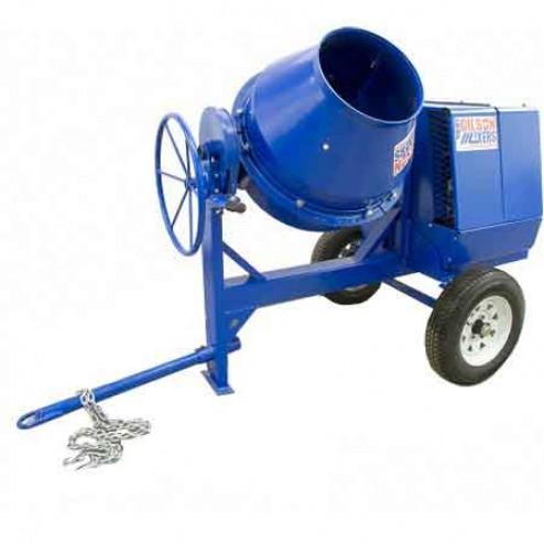 6 cu/ft Gas Concrete Mixer 600CM 8HP by Cleform Gilson